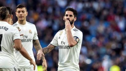 Real Madrid golea y se mete en octavos de la Copa del Rey