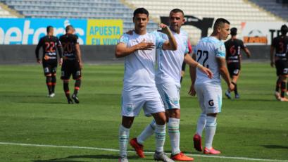 Liga1 Movistar: Deportivo Llacuabamba superó 1-0 a Ayacucho FC por el grupo B