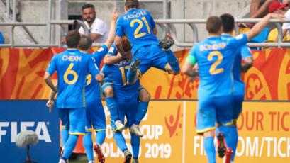 Mundial Sub 20: Ucrania supera a Italia y es el primer finalista