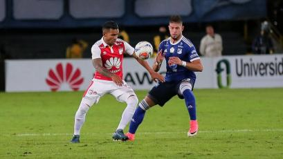 Duelo colombiano por los octavos de final de la Copa Sudamericana