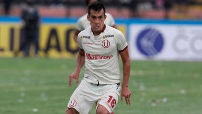Iván Santillán no continuaría en Universitario: pidió rescindir su contrato