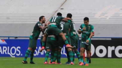 Liga1 Betsson: Alianza Lima se impuso 2-0 ante Universidad San Martín y quedó como líder de la Fase 2 (VIDEO)