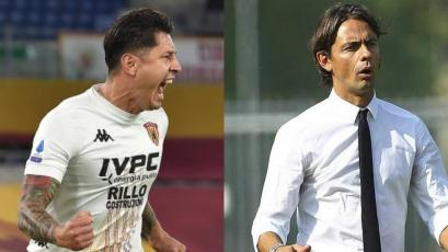Selección Peruana: Filippo Inzaghi se mostró contento por la convocatoria de Gianluca Lapadula