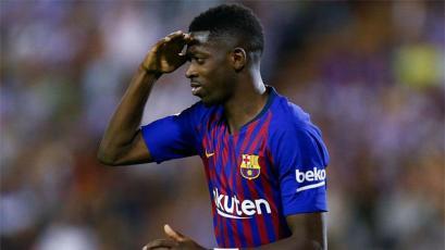 Barcelona: Ousmane Dembelé cumple 23 años (VIDEO)