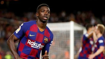 Champions League: Barcelona convocó a Ousmane Dembelé después de 9 meses
