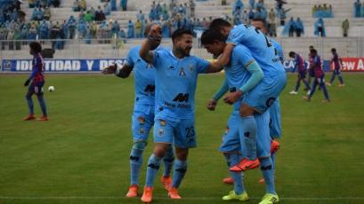 Binacional derrotó 7-0 al Alianza Universidad y concretó goleada más abultada del presente torneo
