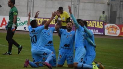 Deportivo Binacional le convirtió 6 goles al Alianza Universidad en solo 23 minutos (VIDEO)
