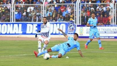 Deportivo Binacional y Alianza Lima chocan por el partido de ida de la final de la Liga1 Movistar