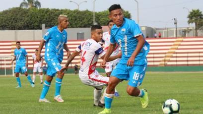 Deportivo Llacuabamba y Atlético Grau ascendieron a la Liga1 Movistar con empate en el Callao