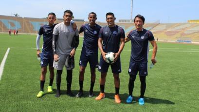 Liga1 Movistar: Deportivo Municipal reconoció el estadio San Marcos antes de recibir a UTC (FOTOS)