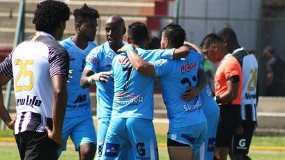 """""""En Binacional tenemos la mentalidad de ganar el título nacional"""", dijo Jeickson Reyes"""