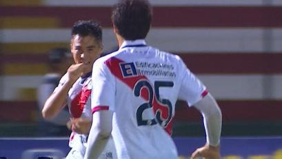 Deportivo Municipal remonta un partido vibrante en el Callao