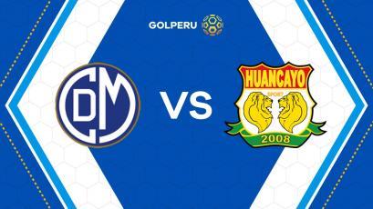 Deportivo Municipal se enfrenta a Sport Huancayo