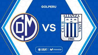Deportivo Municipal y Alianza Lima se enfrentan en Trujillo por la fecha 5 del Torneo Clausura