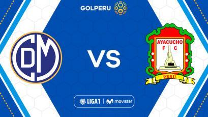 Deportivo Municipal vs Ayacucho FC: hora, estadio y posibles alineaciones por Liga1 Movistar