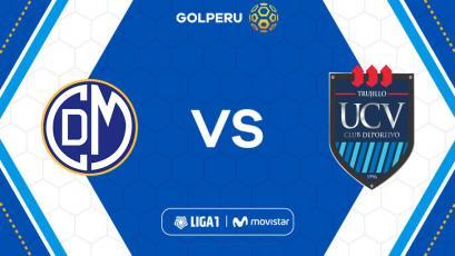 Deportivo Municipal vs César Vallejo: hora, estadio y posibles alineaciones del partido por Liga1 Movistar
