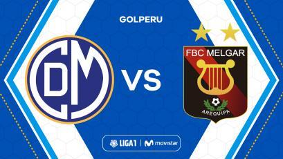 Deportivo Municipal y Melgar debutan en el Torneo Clausura en un duelo clave para sus aspiraciones