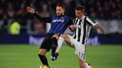 Derbi de Italia: Inter de Milán recibe a la Juventus