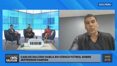 Carlos Salcido sobre Jefferson Farfán: