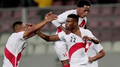 La confianza de Carlos Ascues en la selección: