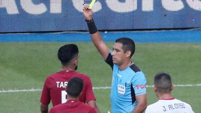 Copa América Brasil 2019: Diego Haro estará a cargo del VAR en el Argentina vs Chile