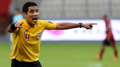 Diego Haro será en encargado de dirigir la primera final de la Copa Movistar