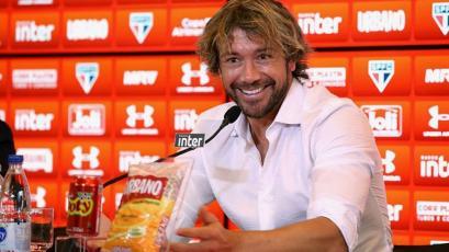 Diego Lugano anunció su retiro del fútbol
