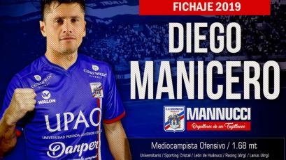 Diego Manicero: