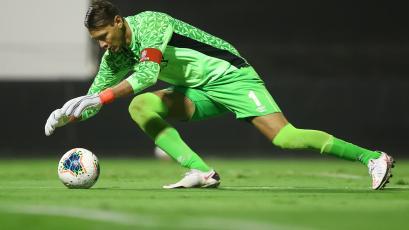 """Diego Penny: """"No nos sentimos ganadores hasta conseguirlo, después del partido con Deportivo Municipal pensaremos distintos"""