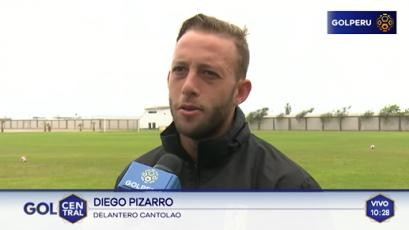 Diego Pizarro: