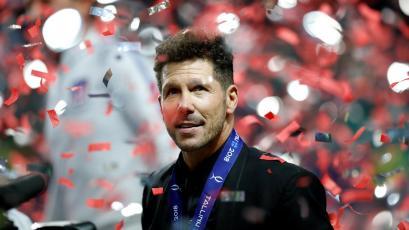 Diego Simeone: el DT del Atlético de Madrid cumple 50 años y estos son sus mejores datos