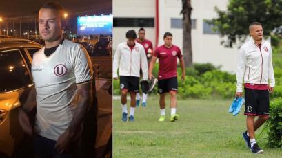 Universitario: Donald Millán llegó a Lima y de inmediato se unió a la pretemporada en Campo Mar