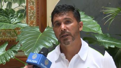 """Duilio Cisneros: """"UTC puede llegar desgastado, pero con más ritmo futbolístico"""""""