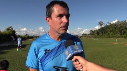 """Marcelo Vivas: """"Trataremos de ser un equipo dinámico y aguerrido"""""""