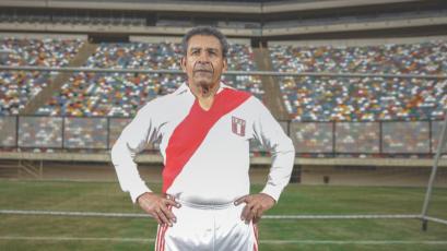 Héctor Chumpitaz y su esposa dieron positivo para COVID-19: se encuentran estables