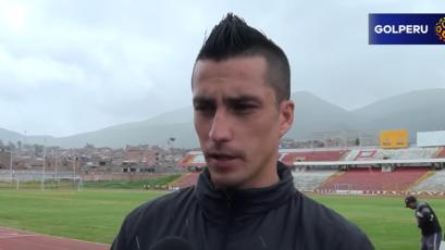"""Carlos Ross: """"Todo comienza desde cero con un nuevo entrenador"""""""