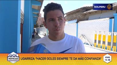 """Adrián Ugarriza: """"La presión de ganar la tiene el local"""""""