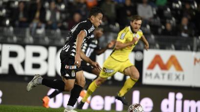 Cristian Benavente se reencontró con el gol en triunfo del Charleroi