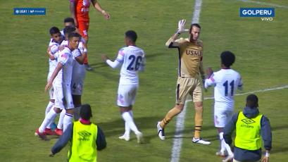 San Martín consiguió un importante triunfo en casa de César Vallejo (VIDEO)