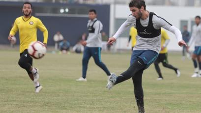 Alianza Lima disputó duelo amistoso contra Deportivo Coopsol (FOTOS)