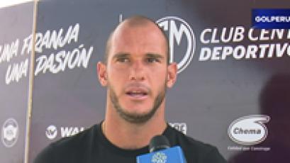 """Adrián Zela: """"El equipo encontró una identidad de juego"""""""