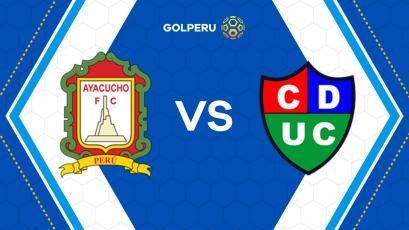 Ayacucho FC recibe en un duelo clave a Unión Comercio
