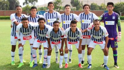 Torneo de Reservas: Alianza Lima superó a San Martín e igualó a la 'U' y Sport Huancayo