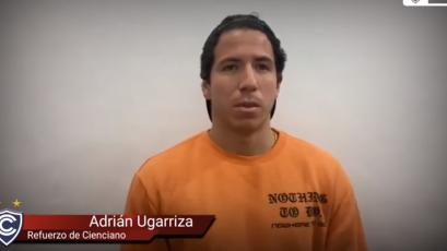 Adrián Ugarriza, refuerzo de Cienciano: