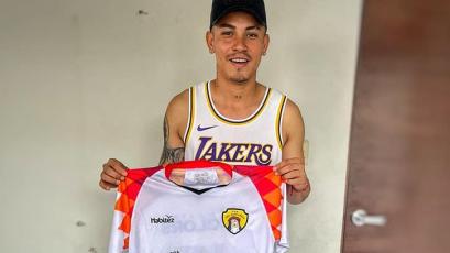 Liga2: Jean Deza es nuevo jugador de Cultural Santa Rosa