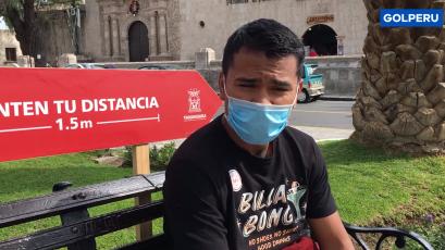 """Alejandro Ramos: """"Melgar es un equipo de mucho respeto"""" (VIDEO)"""