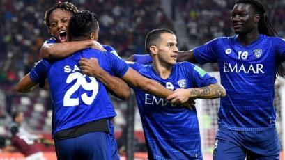 André Carrillo se volvió a lucir en la Champions League de Asia: dio una exquisita asistencia (VIDEO)