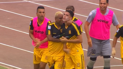 Liga1 Movistar: Cantolao superó a Carlos Mannucci con gol de Yuriel Celi (VIDEO)