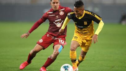 Liga1 Movistar: Academia Cantolao igualó sin goles ante Universitario en la vuelta del fútbol