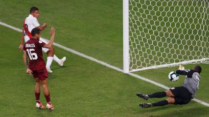 Copa América Brasil 2019: Wuilker Faríñez y el VAR evitan el triunfo de Perú ante Venezuela